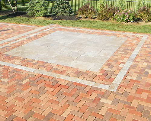 Custom Paver Patio