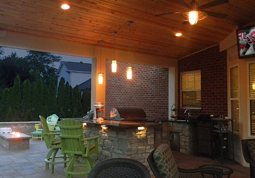 Ultimate Outdoor Living in Columbus, Ohio