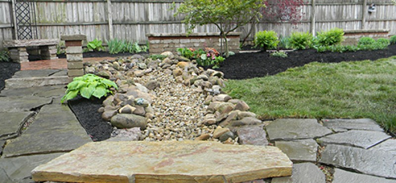 Planning your landscape project this spring in Columbus, Ohio.