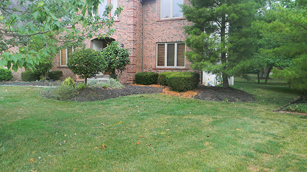 new albany ohio retaining walls landscaping