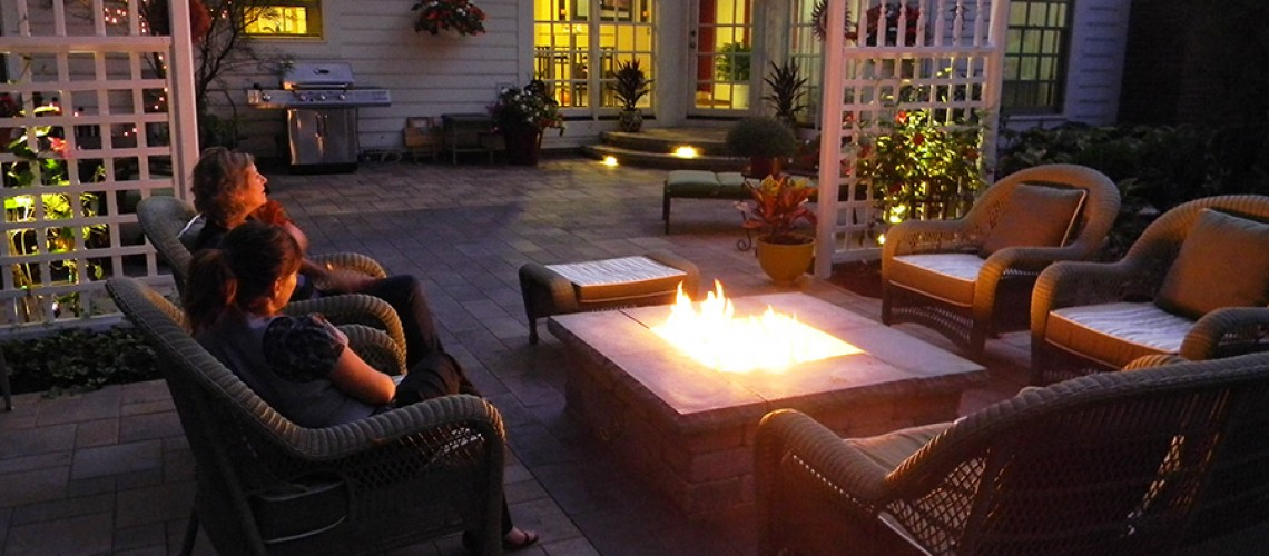 Outdoor Living Paradise in New Albany, Ohio