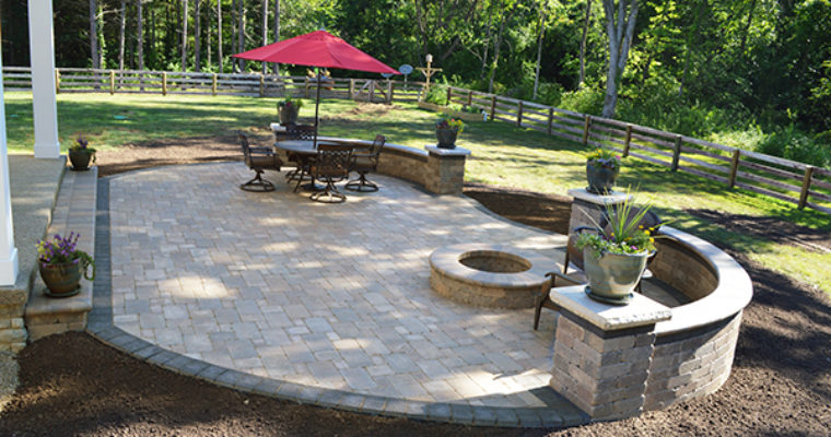 backyard patio and firepit landscaping outdoor kitchens outdoor